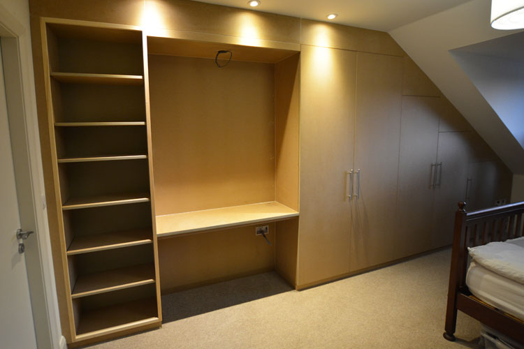 contemporary fitted bedroom furniture. Hand Built Contemporary Style Attic Wardrobe Fitted Bedroom Furniture I