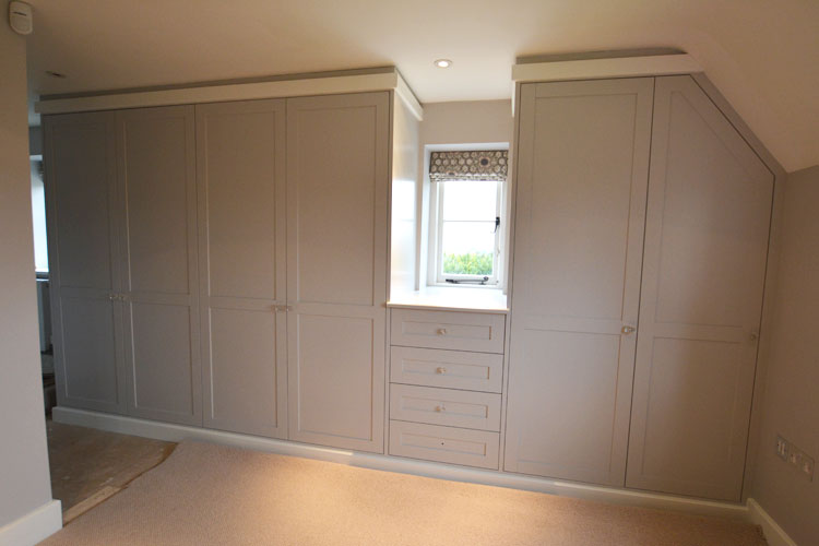 Traditional And Period Bespoke Bedroom Furniture Hand
